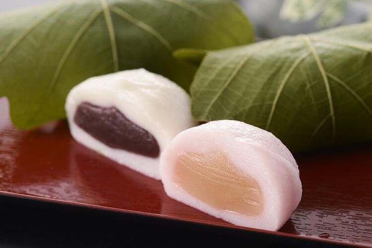 かしわ餅(季節限定)